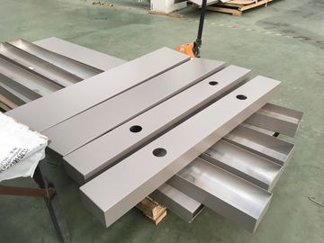 Duranar / Fluorocarbon Painting Spray Aluminum CNC Machining Parts For Ceiling